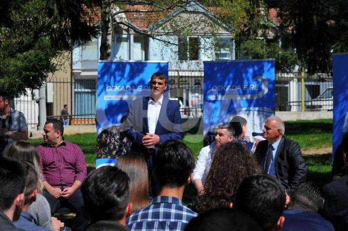 Zhgjidhet kryetari i rinisë demokratike në fshatin Bresanë