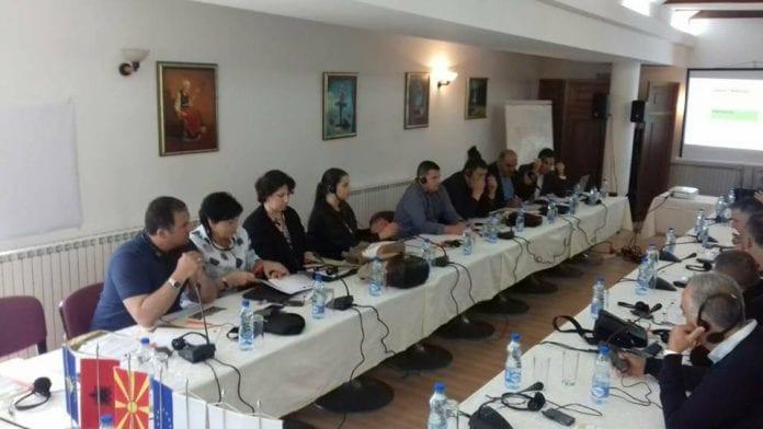 Nënkryetari Sherif Aga dhe stafi i tij morën pjesë në një seminar tre ditor në Mavrovë