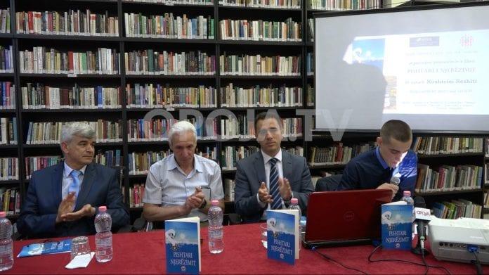 """Promovimi i botimit të librit """"Pishtari i Njerëzimit"""" nga Kushtrim Reshiti"""